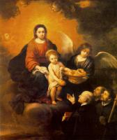 Бартоломе Эстебан Мурильо. Младенец Иисус