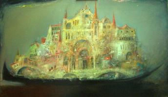Геннадий Александрович Шлыков. Венеция