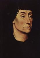 Портрет Пьера де Беффремона