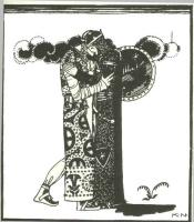 Кей Нильсен. Иллюстрация к  сказке  На восток от солнца, на запад от луны 21