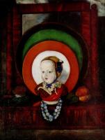 Илья Иванович Машков. Натюрморт с фарфоровой головкой. 1921-1922