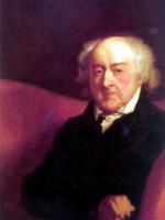 Gilbert Stuart. John Adams