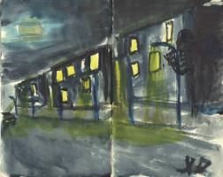 Zonk197. Спокойная ночь