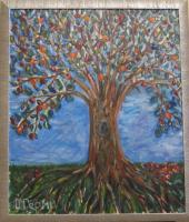 Olga Hermiseeva. Tree of Life