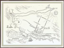 Дженсон. Исчезающий Галифакс.   Карта местоположения