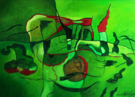 Nina Tokhtaman Valetova. Abstract 1