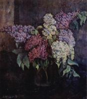 Илья Иванович Машков. Сирень