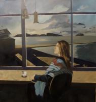 """Александра Ефимова. """"Вечер в кафе. Порту"""""""