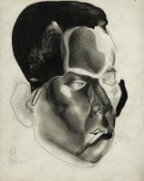 Юрий Иванович Пименов. Мужской портрет
