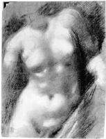 Франческо Фурини. Торс обнаженной