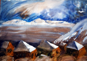 Winter Crimea
