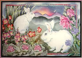 Джуди Вайс. Белые кролики