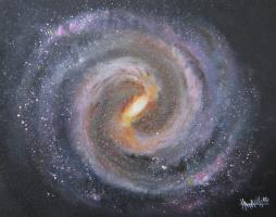 Наталия Емиловна Воденичарова. Milky Way