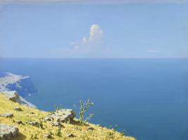 Arkhip Kuindzhi. Sea. Crimea