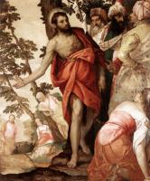 Паоло Веронезе. Иоанн Креститель, проповедь