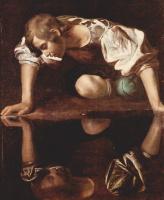 Микеланджело Меризи де Караваджо. Нарцисс