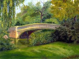 Джеймс Чайлдс. Мост