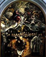 Эль Греко (Доменико Теотокопули). Погребение графа Оргаса