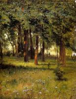 Григорий Григорьевич Мясоедов. Парк