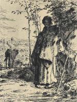Жан-Франсуа Милле. Большая пастушка