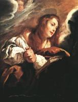 Доменико Фетти. Кающаяся Святая Мария Магдалина