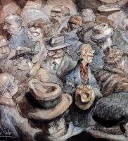 Питер де Сев. Шляпы