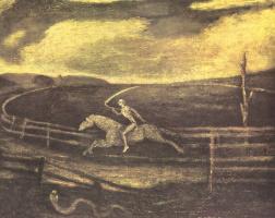 Алберт Пинкем Райдер. Смерть на бледной лошади
