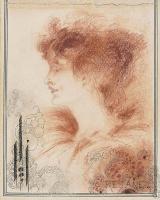 Aubrey Beardsley. Regency