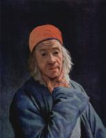 Жан-Этьен Лиотар. Автопортрет