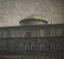 Вильгельм Хаммерсхёй. Церковь королевского дворца в Копенгагене