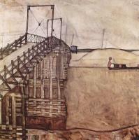 Эгон Шиле. Мост