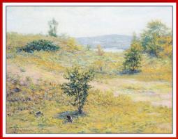 Джон Оттис Адамс. Пейзаж