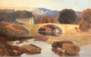 Джон Селл Котман. Мост