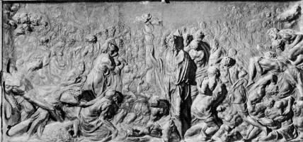 Винченцо Данти. Моисей и медный змей