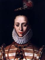 Антуан Карон. Женский портрет