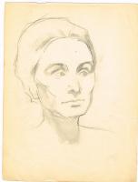 Неизвестный  художник. Женский портрет