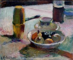 Henri Matisse. Fruit and coffee pot