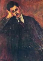 Амедео Модильяни. Портрет Жана Александера