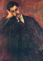 Amedeo Modigliani. Portrait Of Jean Alexander