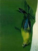 Жиль Эло. Зеленая птица