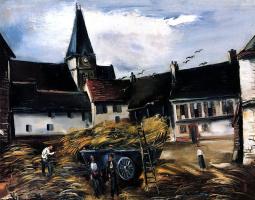 Морис де Вламинк. Дом фермера