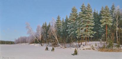 Alexander Vasilyevich Zoryukov. Wonderful day