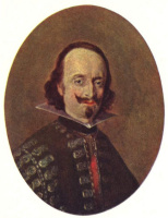 Герард тер Борх Младший. Портрет Конде де Пекаранда