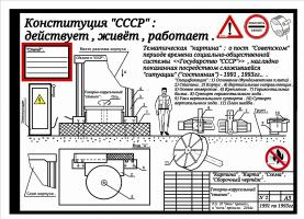 """Артур Габдраупов. """"Токарно-карусельный"""" станок , 1991 по 1993гг.. ."""