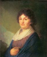 Владимир Лукич Боровиковский. Екатерина Николаевна Давыдова