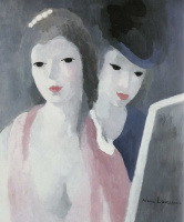 Мари Лорансен. Два друга