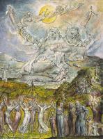 """Уильям Блейк. Праздник Солнца. Иллюстрации к поэмам Мильтона """"Веселый"""" и """"Задумчивый"""""""
