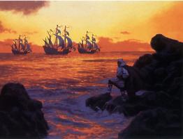 Грег Хильдебрандт. Корабли