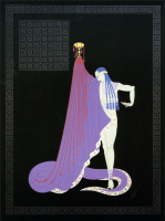 Роман Петрович Тыртов (Эрте). Раб