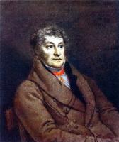 Орест Адамович Кипренский. Портрет неизвестного